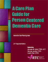 A Care Plan Guide for Person Centered Dementia Care Cover
